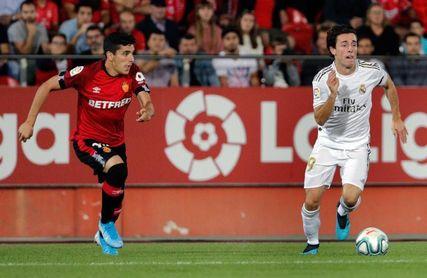1-0. El Real Madrid naufraga en Mallorca
