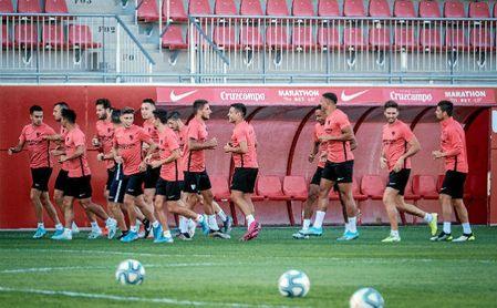 De Jong sitúa sexto al Sevilla ante rival poco ofensivo