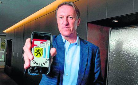 Romain Schumacher, presidente del Dudelange, ha llevado a la entidad a otro nivel.