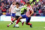 Simeone rota a Koke, Thomas y Morata y da la titularidad a Herrera y Llorente