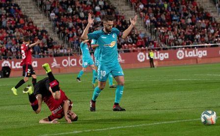 2-2: El Mallorca no pudo con la fe del Osasuna