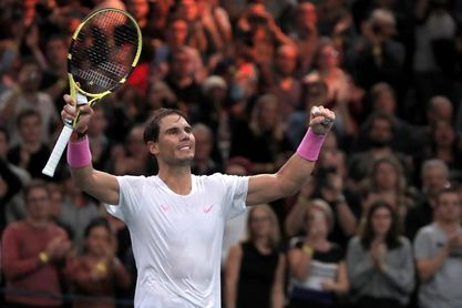Rafael Nadal vuelve a la cima del tenis mundial