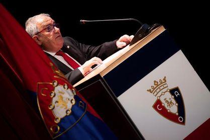 El Gobierno navarro aprueba un aval a Osasuna de 16 millones para reformar El Sadar