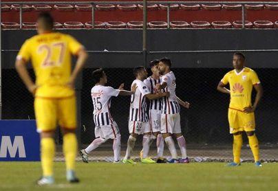 El Libertad golea al Sol de América y es finalista de la Copa Paraguay