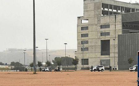 La Guardia Civil registra las oficinas del estadio del Córdoba y el domicilio de Jesús León