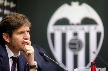 Mateu Alemany se desvincula del Valencia