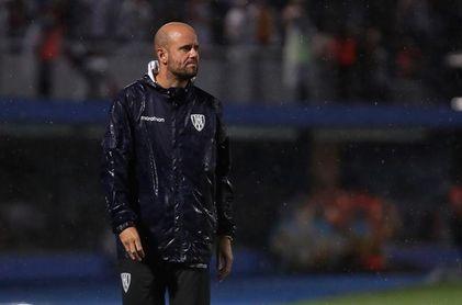 El español Miguel Ángel Ramírez, un entrenador que no espera a nadie