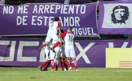 El argentino Churín y Haedo, con dobletes en goleada del Cerro en Paraguay