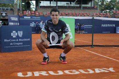 Jaume Munar, el joven formado en la academia de Nadal, gana el Abierto de Uruguay