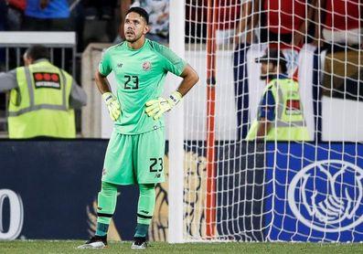 El portero que iba a sustituir a Keylor Navas en la selección quedó varado en Bolivia