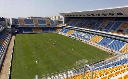 Ultimado el dispositivo de seguridad para la visita de la selección a Cádiz