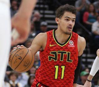 121-125. Young logra 42 puntos en la victoria de los Hawks ante los Nuggets