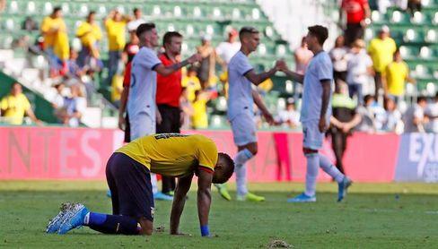 Ecuador, por superar ante Trinidad y Tobago la herida de la goleada argentina