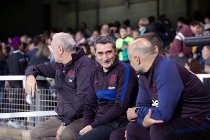 Ernesto Valverde no tiene ?nada que decir? sobre la tristeza de Ivan Rakitic