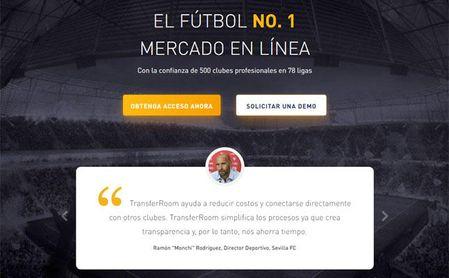 Monchi es uno de los muchos directores deportivos del mundo que ya usan la app de TransferRoom.