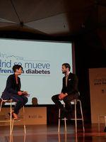 Nacho y Madrid se unen al programa 'Cities Changing Diabetes'