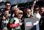 Migno le quita todo el mérito a Ramírez en Moto3