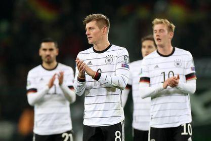 4-0. Kroos lidera goleada y la clasificación de Alemania