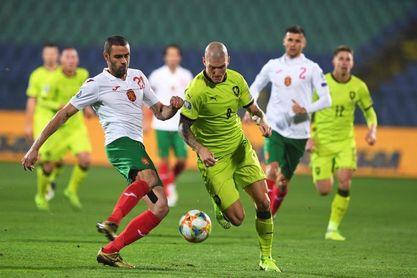 1-0. Bozhikov da un triunfo histórico a Bulgaria