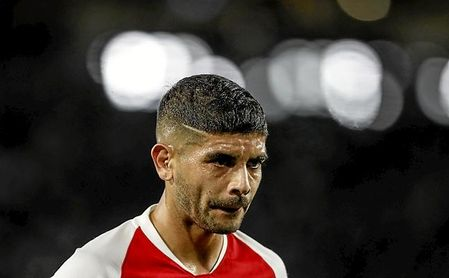 "Banega: ""Estoy muy bien en Sevilla; veo lejano volver a Argentina"" - http://estadiodeportivo.com/"