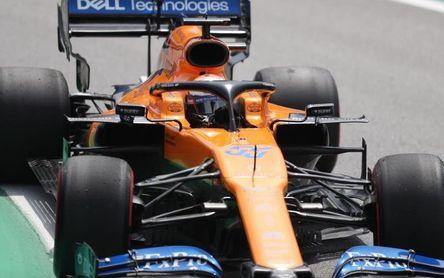Carlos Sainz consigue su primer podio de F1 tras la sanción a Hamilton