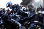 Álex Márquez estrena su Honda de MotoGP y Quartararo marca el mejor tiempo