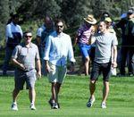 """""""Gales. Golf. Madrid"""", el orden con un """"poco de diversión"""" de Bale"""