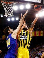 89-63. El Barça hurga en la hérida de un Fenerbahce en caída libre