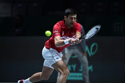 Djokovic propone su fórmula: una Supercopa de 8 equipos después del US Open