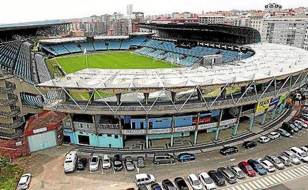 El estadio de Balaídos es la última oportunidad del Bergantiños para poder recibir al Sevilla en Galicia.