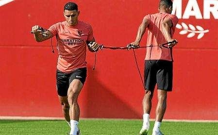 Diego Carlos será seguido de cerca por los técnicos de Brasil.