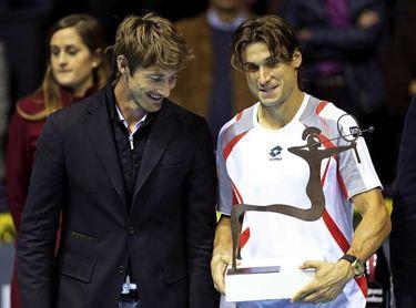 Juan Carlos Ferrero y David Ferrer se medirán en el Tenis Playa de Luanco