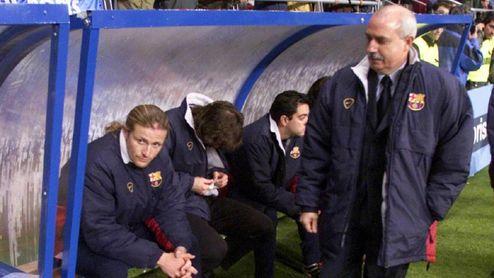 Petit atiza al Barça y a Serra Ferrer