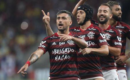 Flamengo se despide de sus hinchas con una goleada antes del Mundial de Clubes
