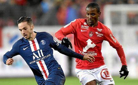 Marcaje intensivo del Sevilla a Ibrahima Diallo