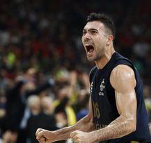 Kostas Sloukas (Fenerbahce), el mejor jugador (MVP) de la jornada