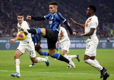 El Inter se atasca contra el Roma antes de jugarse la vida con el Barcelona