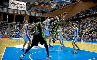 Obradoiro 82-73 Betis Baloncesto: Los gallegos pusieron más ganas.