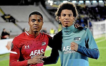 Boadu y Stengs ya ha sido citados con la absoluta de Holanda.