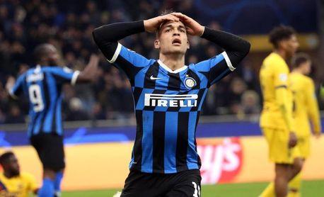 1-2. Pérez y Ansu Fati dan triunfo al Barça en San Siro y eliminan al Inter