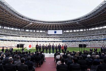 Tokyo 2020 tiene nuevo Estadio Olímpico
