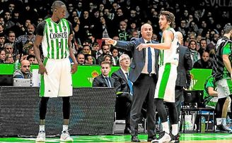 Contra Real Madrid y Bilbao Basket Segura dio minutos a Slaughter de base en detrimento de Sipahi, mientras ofrecía descanso a Oliver.