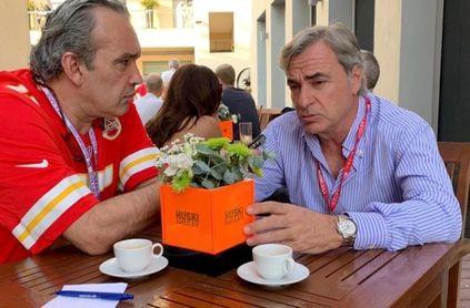 Carlos Sainz no se pone límites a sus 56 años