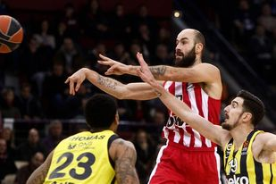 Spanoulis, máximo anotador histórico de la Euroliga tras desbancar a Navarro
