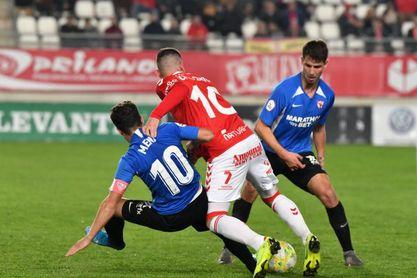 Murcia 2-2 Sevilla Atlético: La mala suerte se ceba con el filial