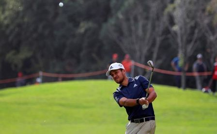 El estadounidense Schauffele se mantiene líder del Sentry Tournamente of Championship de golf