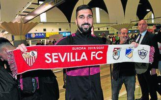 Dabbur dice adiós al Sevilla FC.