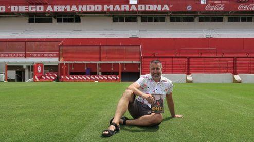 Messi necesita un Barcelona al máximo nivel, afirma su biógrafo
