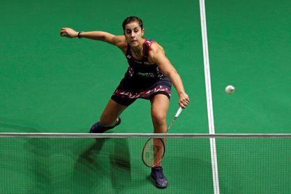 Carolina Marín accede a las semifinales de Malasia