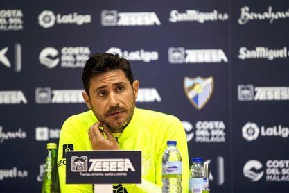"""El Málaga dice que negocia con Víctor """"resolver la situación de manera amistosa"""""""